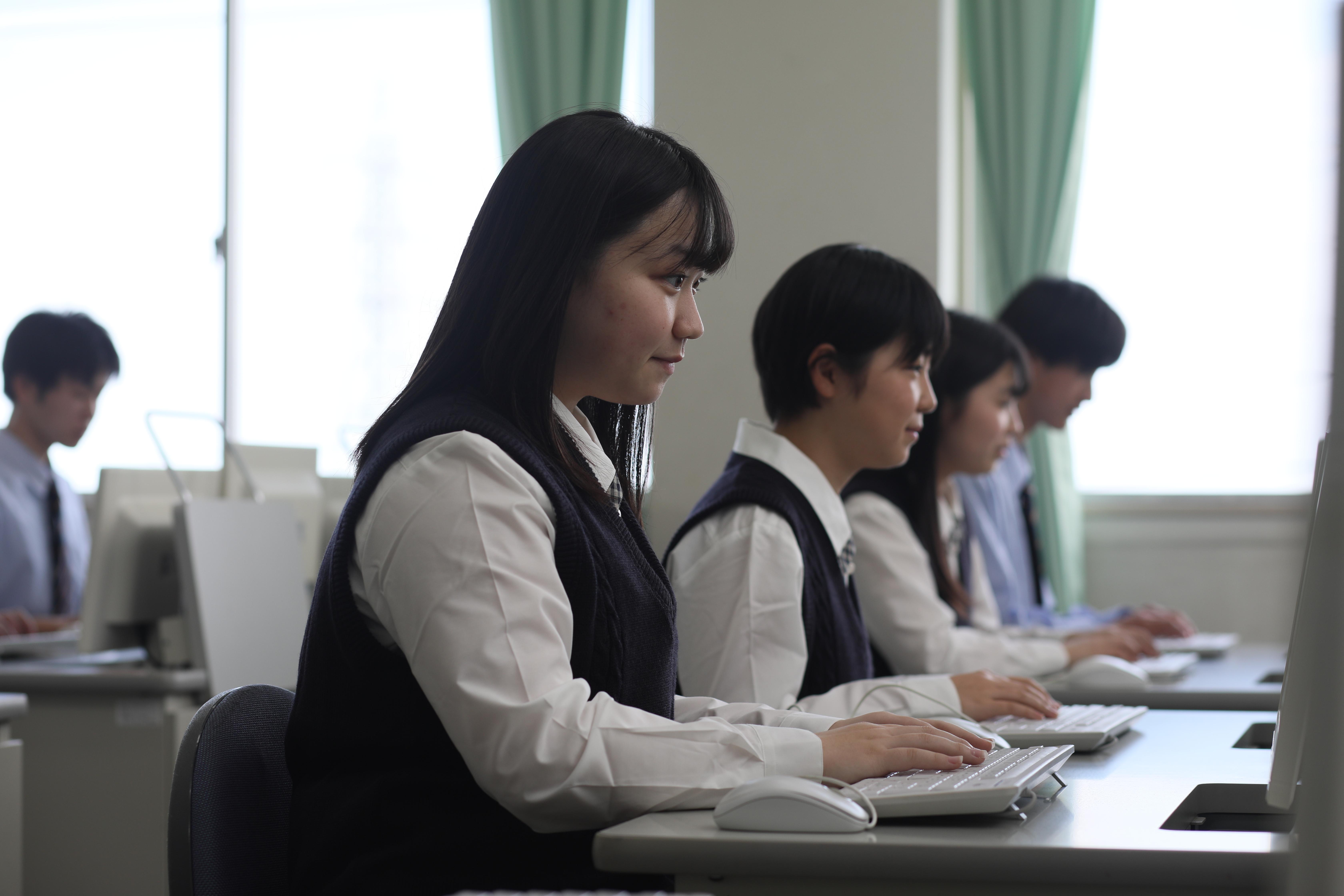 敬愛大学八日市場高校情報コース