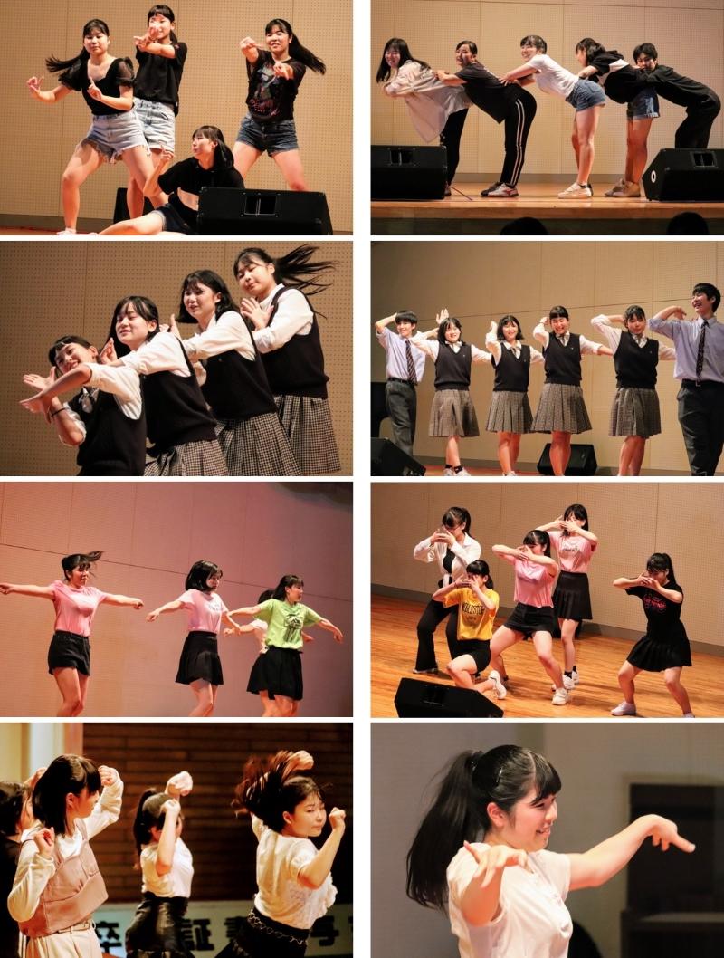 敬愛大学八日市場高校ダンス部