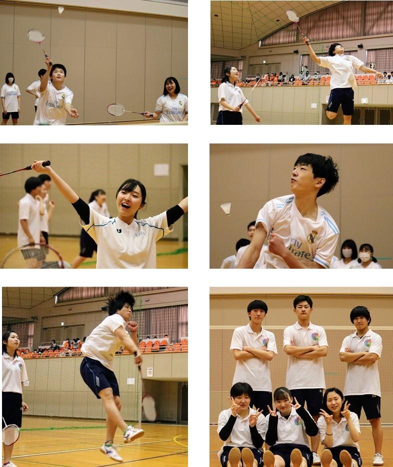 敬愛大学八日市場高校スポーツ大会